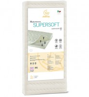 Матрас Italbaby SUPERSOFT 63 х 125