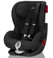 Автокресло Britax Roemer King II Black Series