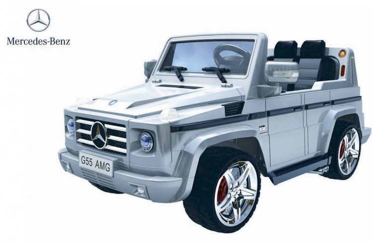 DMD-G55 Электромобиль Mercedes-Benz AMG NEW Version 12V R/C с резиновыми колесами