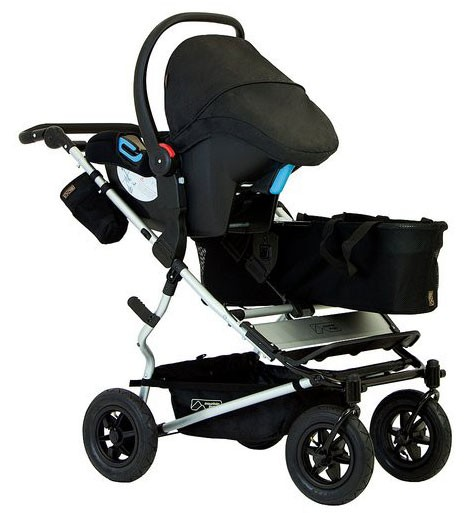 Адаптер Mountain Buggy Duet Single Maxi-Cosi
