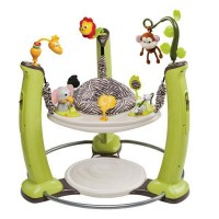 Evenflo Игровой центр ExerSaucer Jump and Learn Jungle Quest