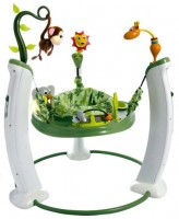 Evenflo Игровой центр ExerSaucer Safari Friends