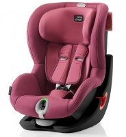 Автокресло Britax Roemer King II LS Black Series