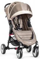 Коляска Baby Jogger City Mini Single 4W + бампер