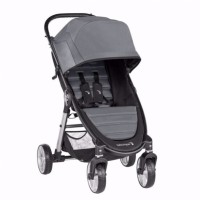 Коляска Baby Jogger City Mini Single 4 Wheels 2 + бампер